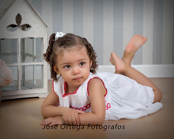 fotografías de niños