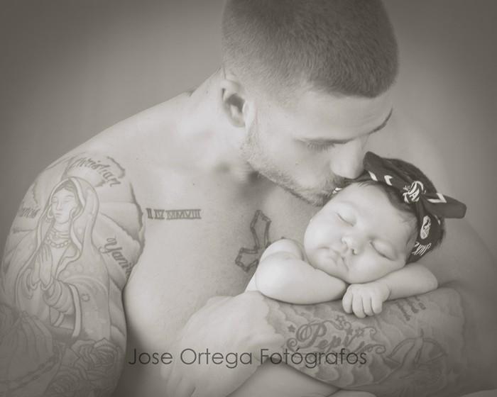 Reportaje fotográfico de recién nacido, Fotografo en Málaga, Jose Ortega